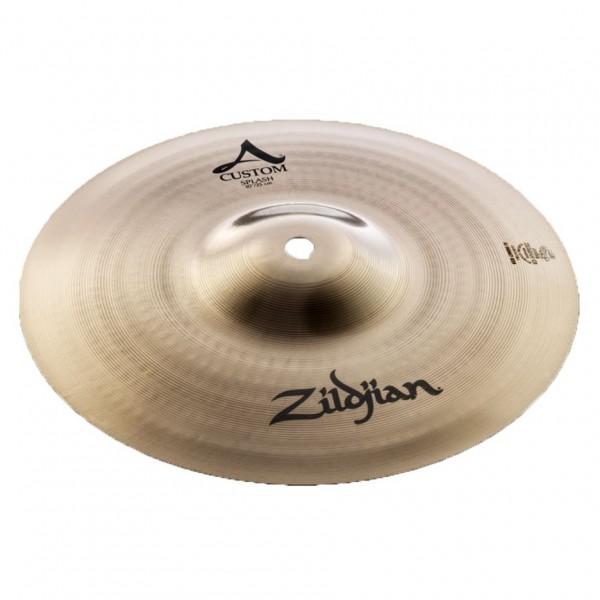 Zildjian A Custom 10'' Splash Cymbal, Brilliant Finish