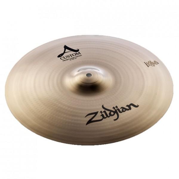 Zildjian A Custom 16'' Projection Crash Cymbal, Brilliant Finish
