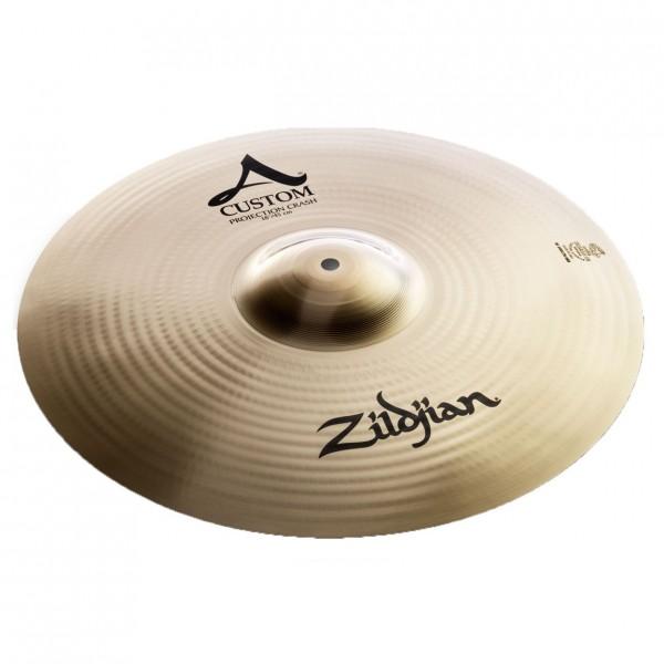 Zildjian A Custom 18'' Projection Crash Cymbal, Brilliant Finish