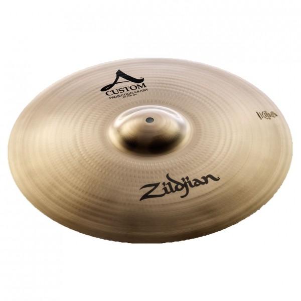 Zildjian A Custom 19'' Projection Crash Cymbal, Brilliant Finish