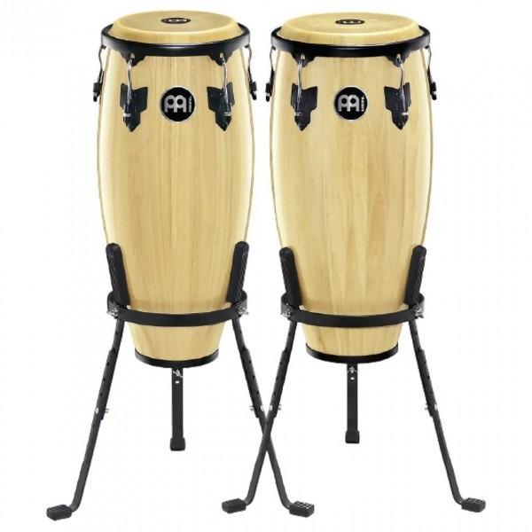 "Meinl Percussion Headliner 10""/11"" Conga Set, Natural"