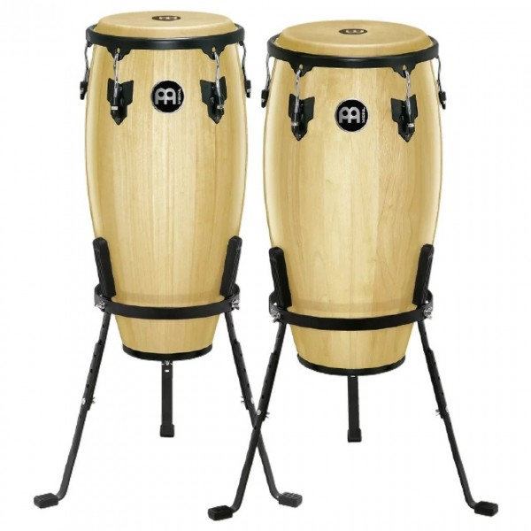 "Meinl Headliner Series 11/12"" Wood Conga Set - Natural"