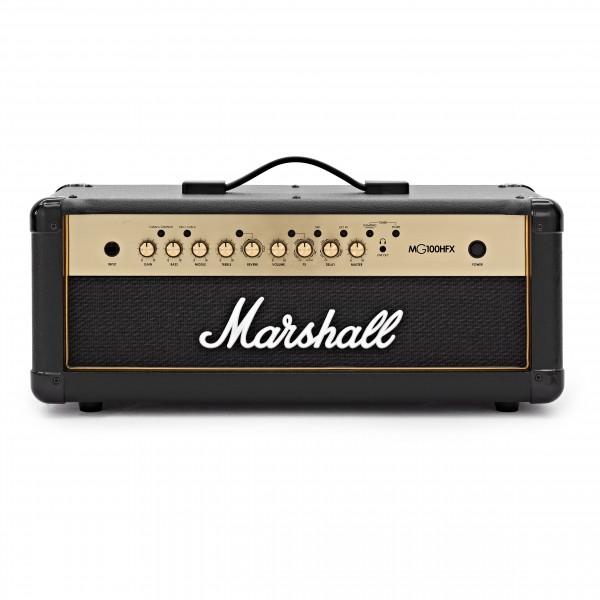 Marshall MG100HGFX Gold 100W Amp Head
