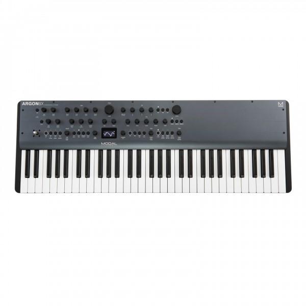 Modal Argon 8X 61 Key 8 Voice Wavetable Synthesizer - Main