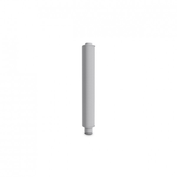 LD Systems Maui 5 Go 100 Replacement Battery Column, White - Front