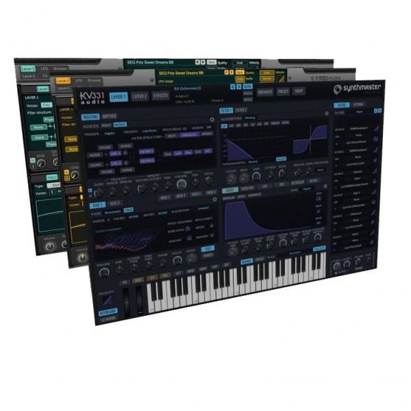 KV331 Audio SynthMaster, Digital Delivery