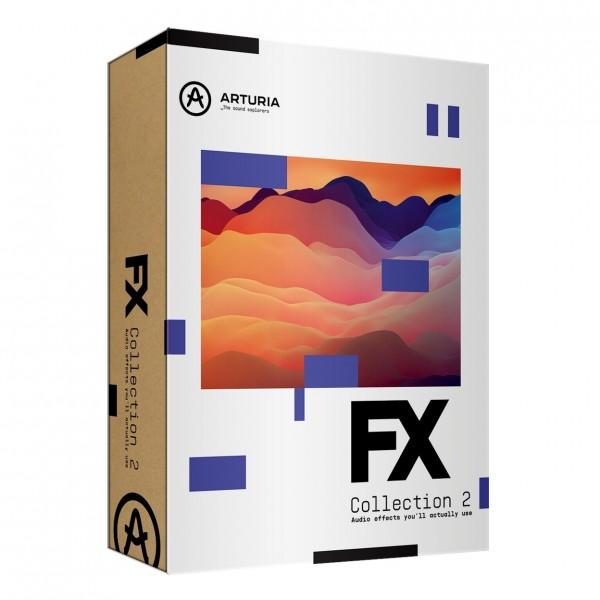 Arturia FX Collection 2, Digital Delivery - Boxed