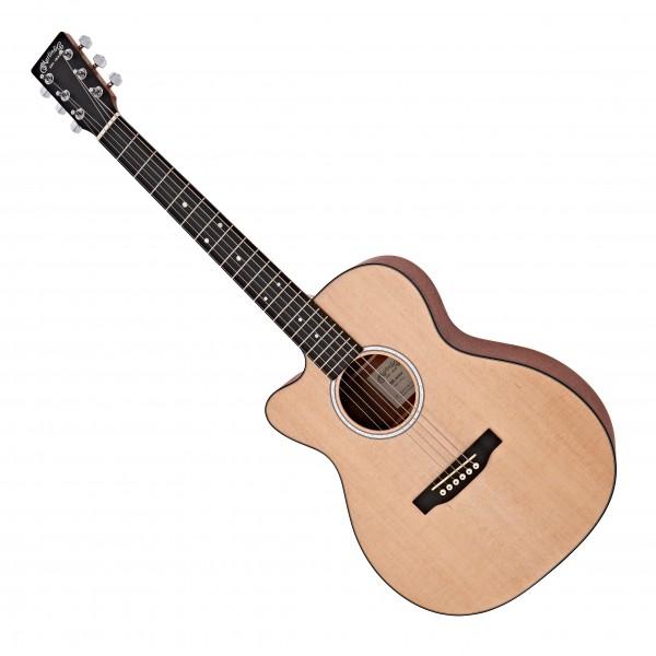 Martin 000 Jr10 Electro Acoustic Left Handed, Sitka Spruce