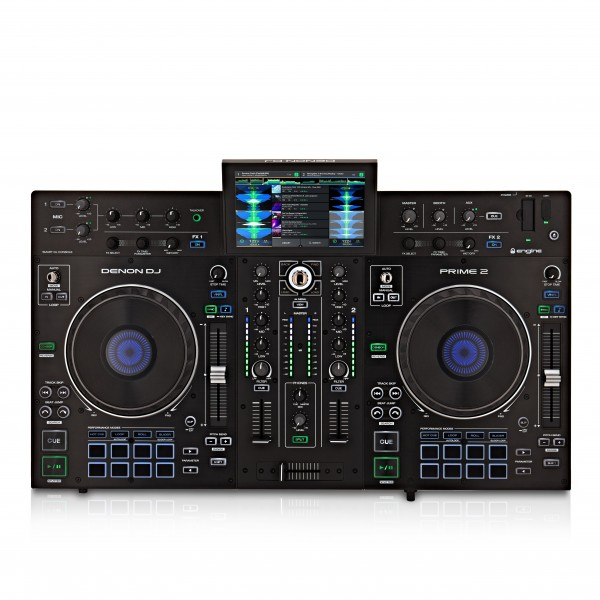 Denon DJ Prime 2 Standalone DJ System