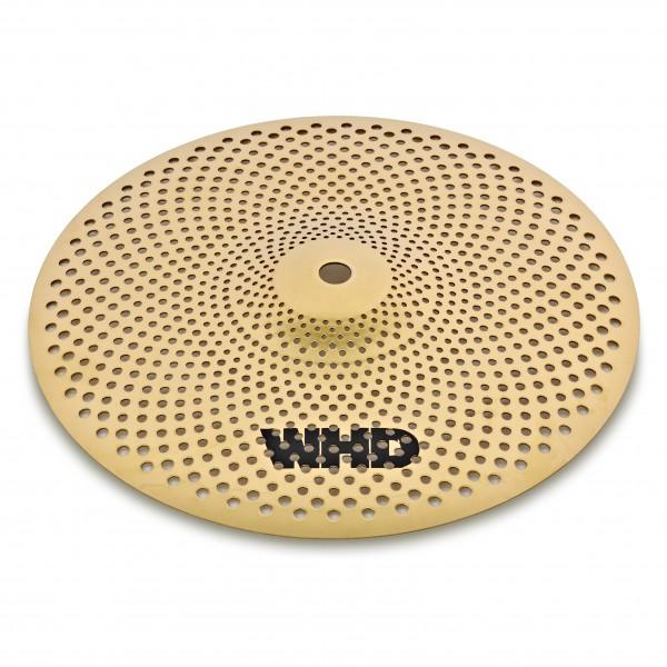 "WHD Low Volume 10"" Splash Cymbal, Gold"