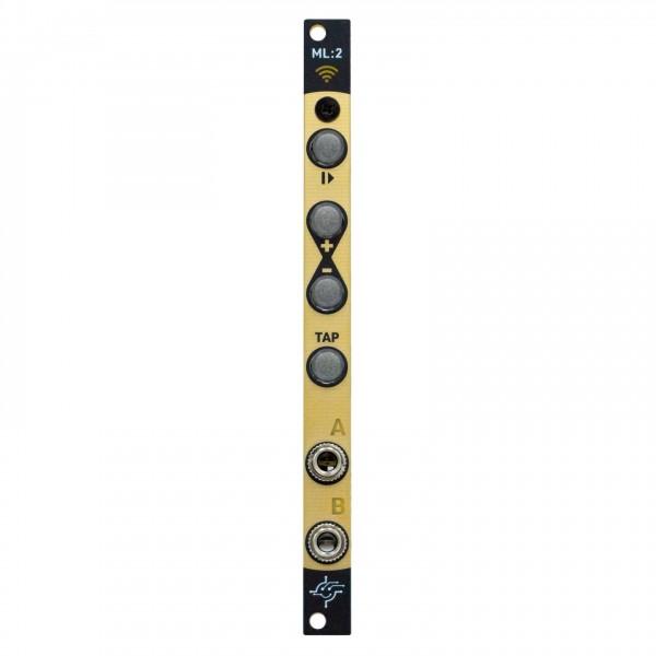 Circuit Happy ML:2 Eurorack Module (2HP) - Front