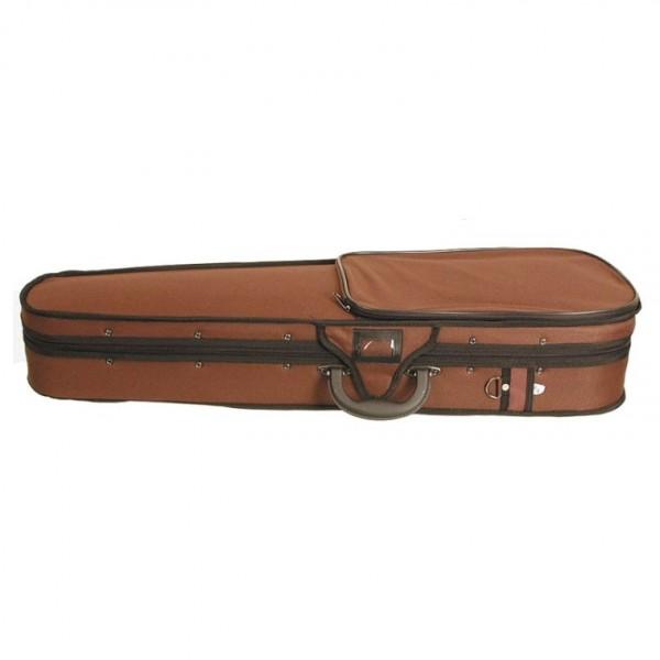 Stentor Shaped Violin Case, 4/4 Size - front