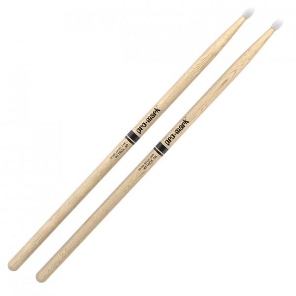 Promark Classic Attack 5A Shira Kashi Oak Drumsticks, Nylon Tip