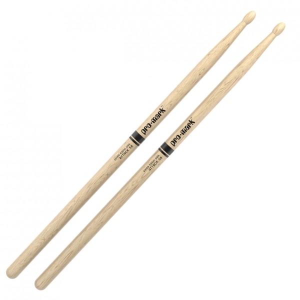 Promark Classic Attack 5B Shira Kashi Oak Drumsticks, Wood Tip