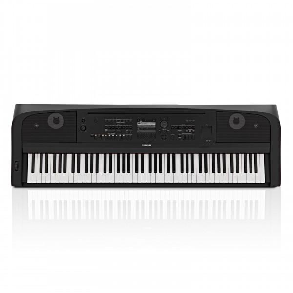 Yamaha DGX 670 Digital Piano, Black