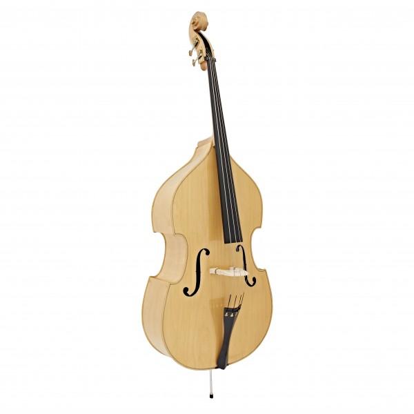Stentor Rockabilly Double Bass, Blonde, Full Size