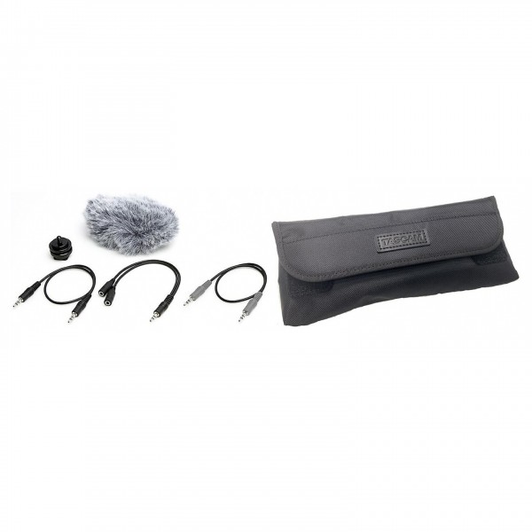 Tascam AK-DR11C Accessory Pack for DR Series Records - main
