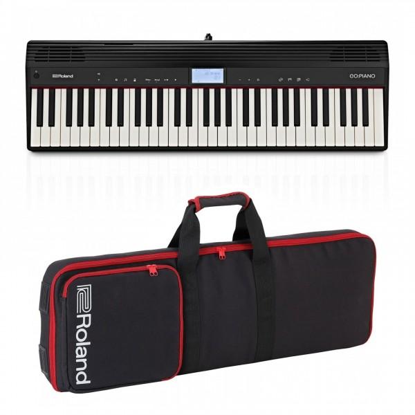 Roland Go:Piano 61 Key Digital Piano with Roland Bag