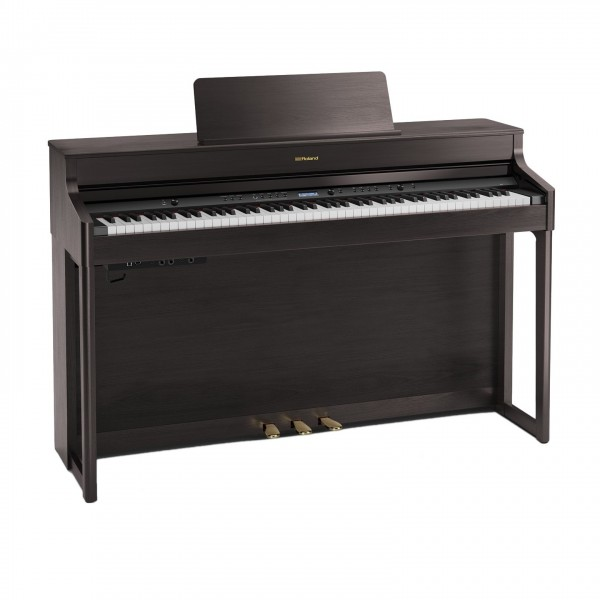 Roland HP702 Digital Piano, Dark Rosewood