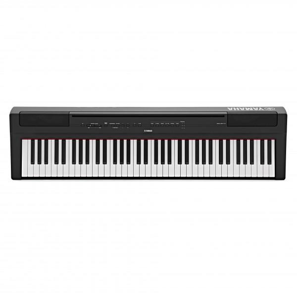 Yamaha P121 Digital Piano, Black