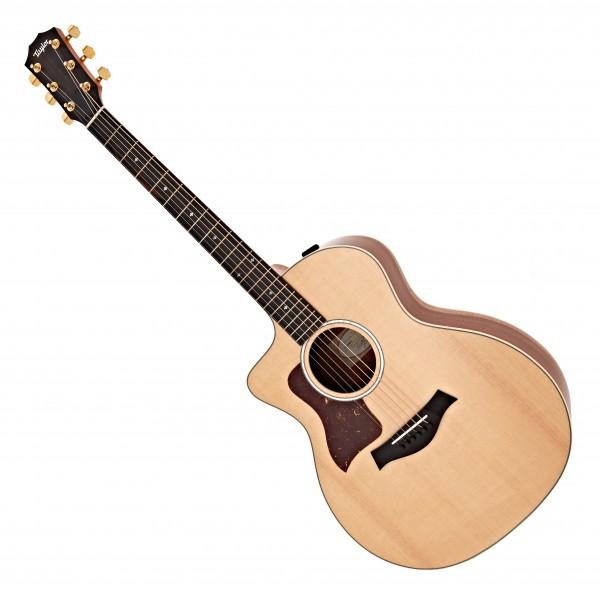 Taylor 214ce-K DLX Left Handed, Koa