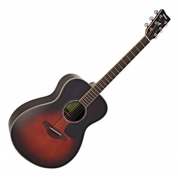 Yamaha FS830 Acoustic,Tobacco Brown Sunburst
