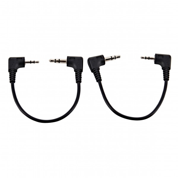 CME WIDI Accessory Cable, 2.5mm TRS to 3.5mm TRS, 2-Pack