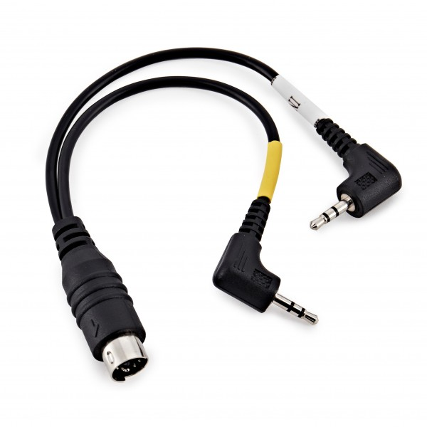 CME WIDI Accessory Cable, 2.5mm TRS to DIN-6 Mini