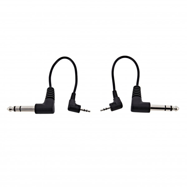 CME WIDI Accessory Cable 2.5mm TRS to 6.3mm TRS, 2-Pack
