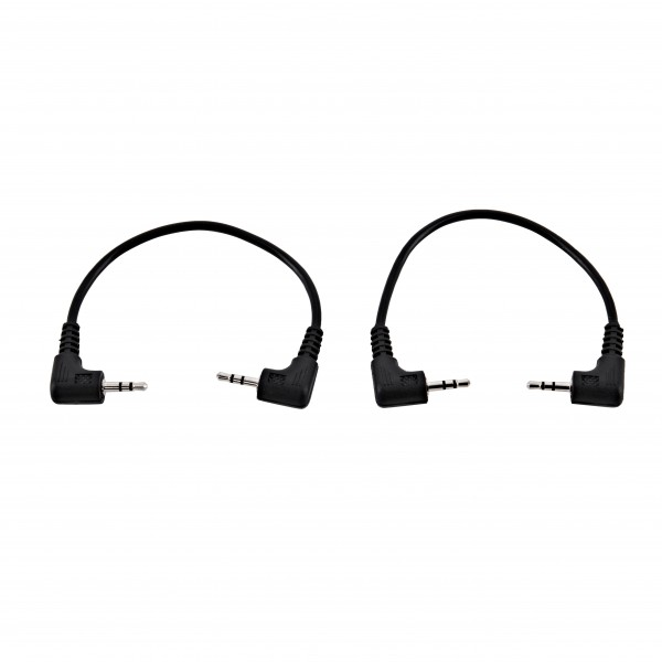 CME WIDI Accessory Cable, 2.5mm TRS to 2.5mm TRS, 2-Pack