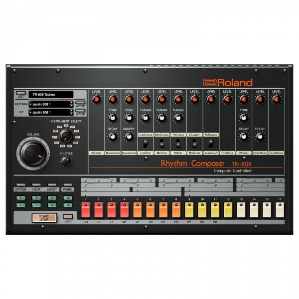 Roland Cloud TR-808 Virtual Instrument - Lifetime Key - Main