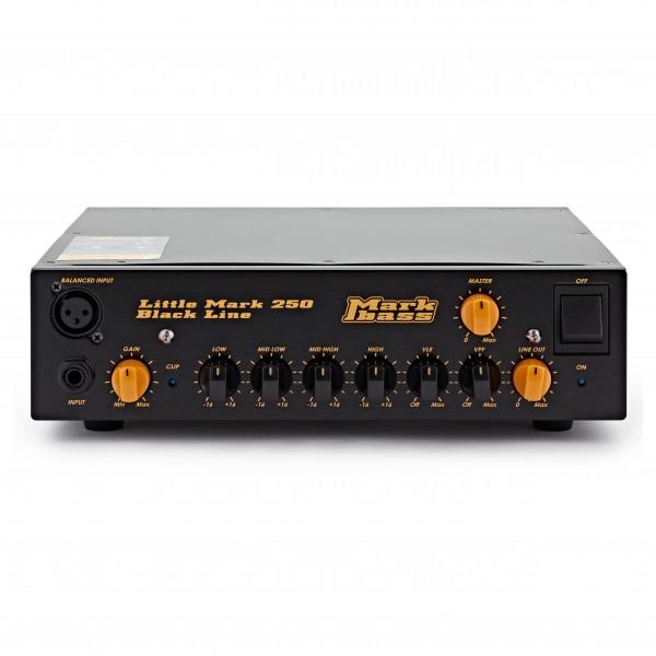 MarkBass Little Mark 250 Black Line Bass Amp Head