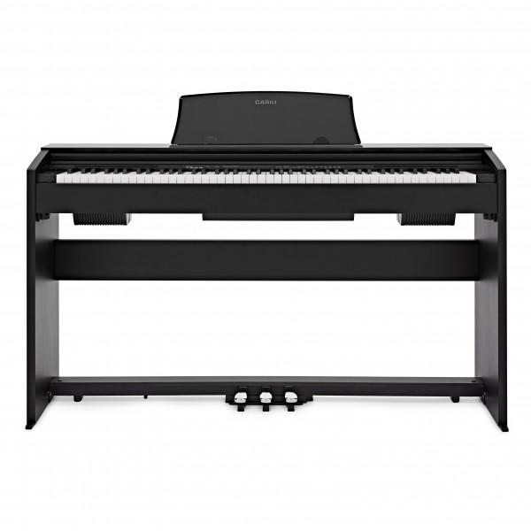 Casio PX 770 Digital Piano, Black