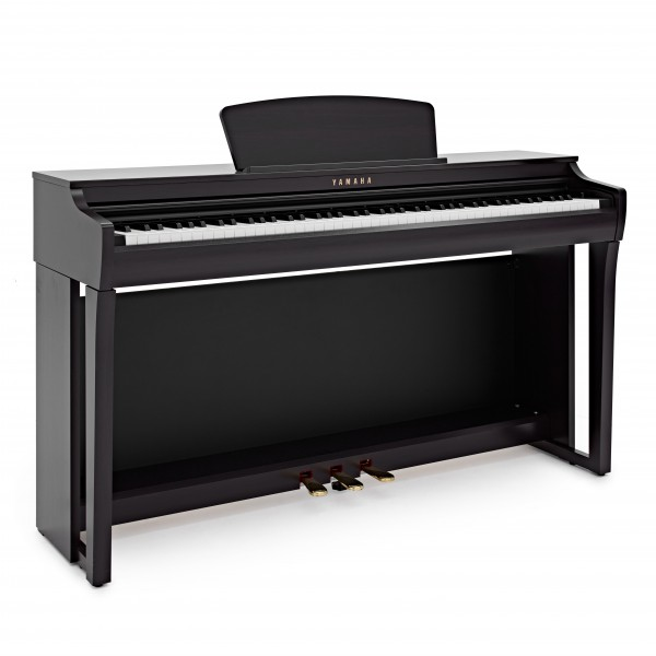 Yamaha CLP 725 Digital Piano, Rosewood