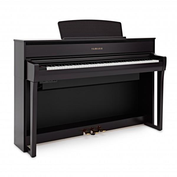 Yamaha CLP 775 Digital Piano, Rosewood
