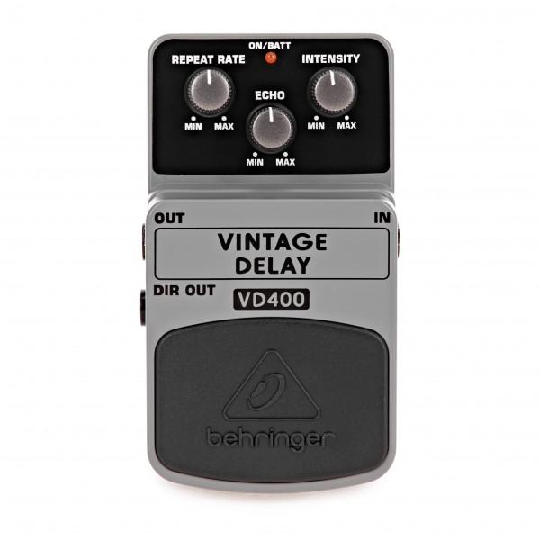 Behringer VD400 Vintage Analog Delay Pedal
