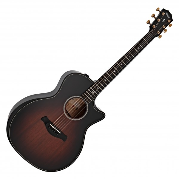 Taylor Builder's Edition 324ce Electro Acoustic, Silent Satin