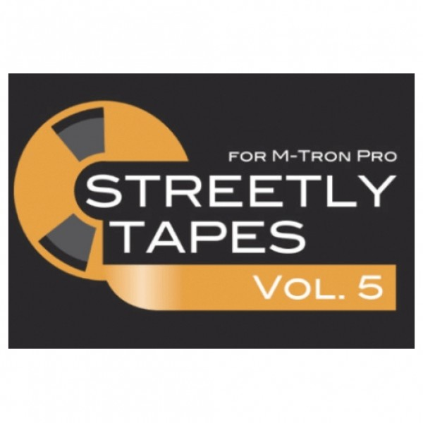 The Streetly Tapes Vol 5