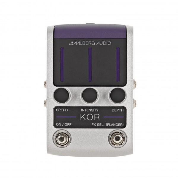 Aalberg Audio KOR KO-1 Chorus/Flanger Pedal