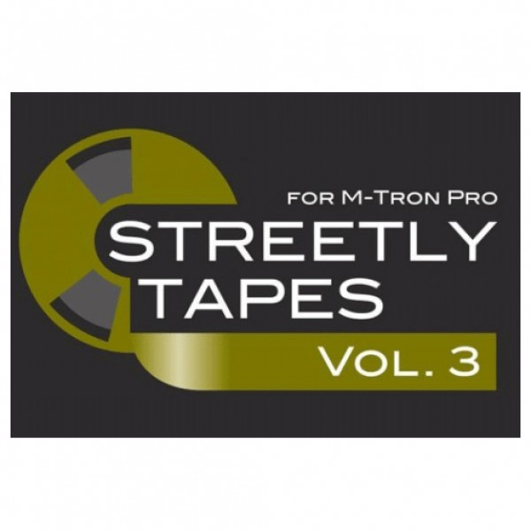 The Streetly Tapes Vol 3,