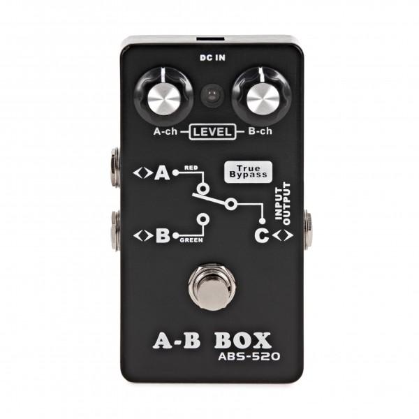 Belcat ABS-520 Dual Input A-B Box, True Bypass