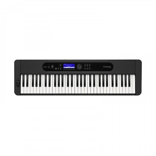 Casio CT S400 Portable Keyboard, Black
