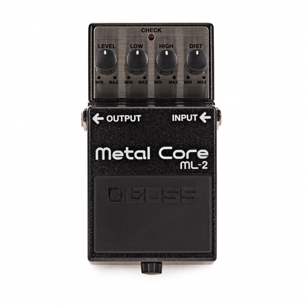 Boss ML-2 Metal Core Effects Pedal