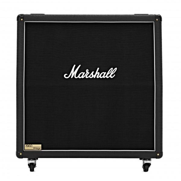 "Marshall 1960AV 300W 4x12"" Switchable Mono/Stereo Angled Cab, Vintage"