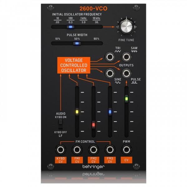 Behringer 2600-VCO Analog VCO Module - Front