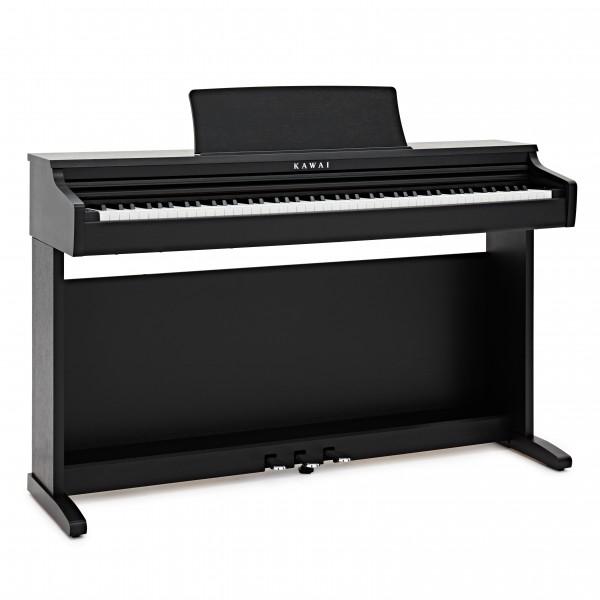 Kawai KDP120 Digital Piano, Satin Black