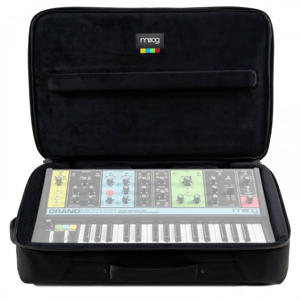 Moog SR Series Case for Grandmother - Front Open (Synthesizer Not Included)