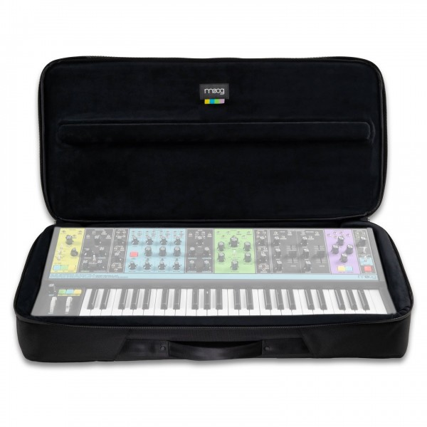 Moog SR Series Case for Matriarch - Front Open (Synthesizer Not Included)