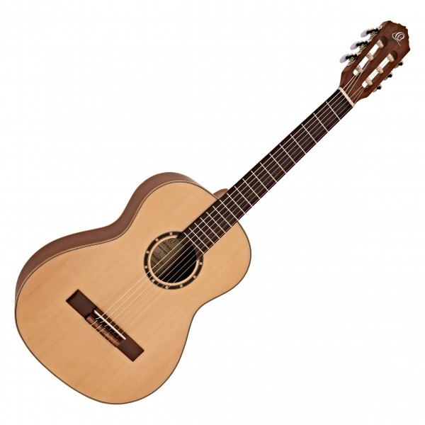 Ortega R121-3/4 Classical Guitar, Natural Satin