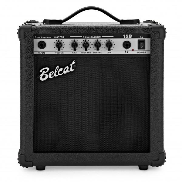 Belcat 15W Bass Amp